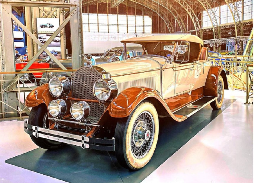 Autoworld Museum https://www.autoworld.be/time-travel