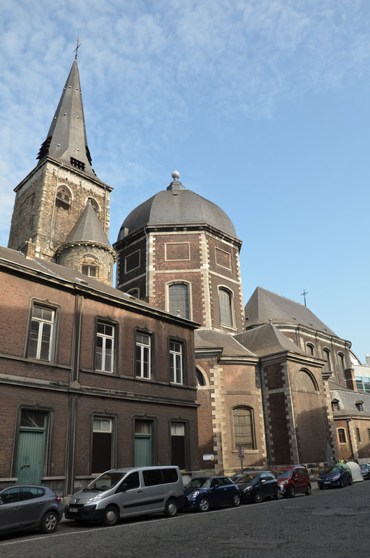 Church of St. John the Evangelist, Liege.