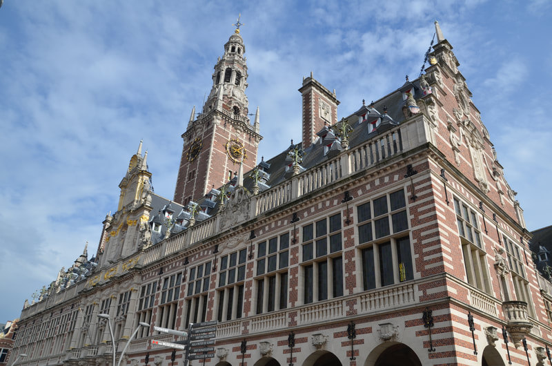 University of Leuven Library. Belgium.