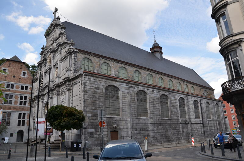 Church of St. Antoni, Liege.